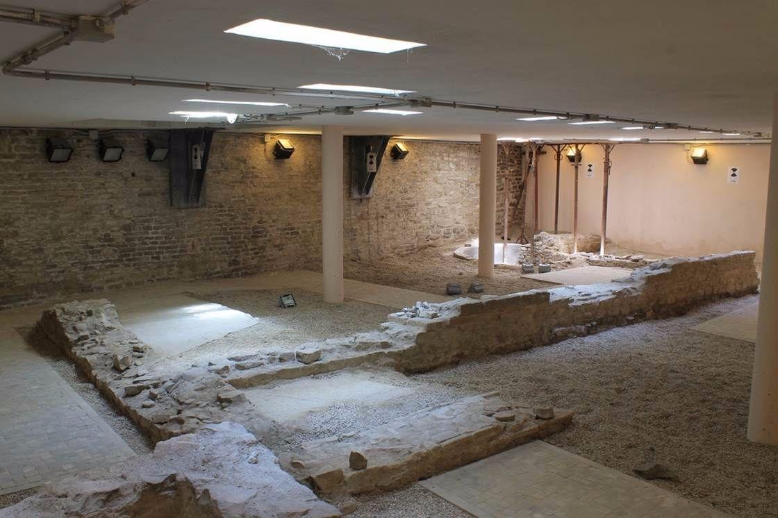 Siti archeologici di Piazza XX Settembre