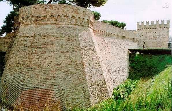 Bastione del Nuti a Fano