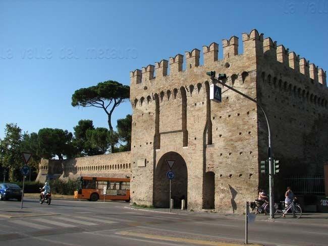 Porta Maggiore di Fano