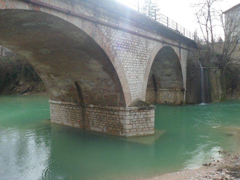 Ponte sul Candigliano di Acqualagna