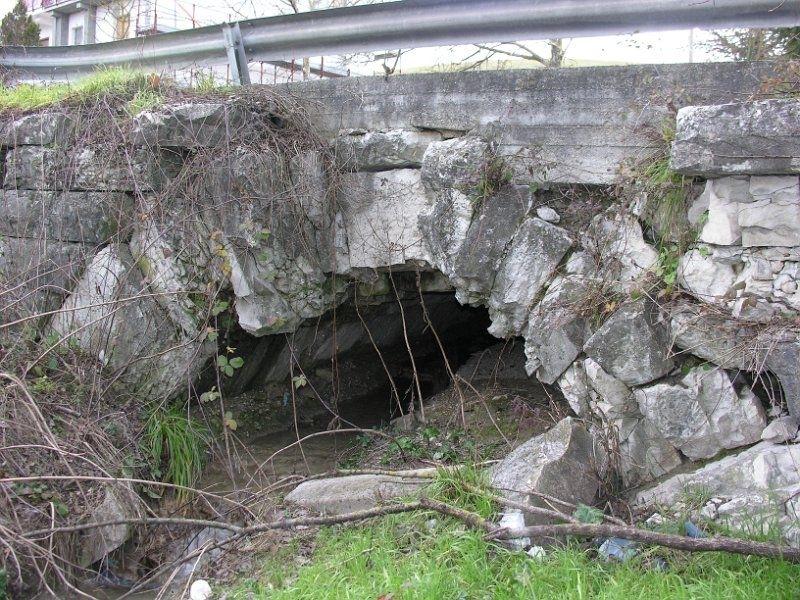 Ponte della Peperia a Cagli