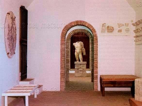 Museo Civico di Fano- Sezione Archeologica