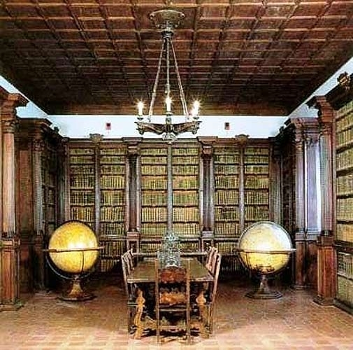 Biblioteca Comunale Federiciana a Fano