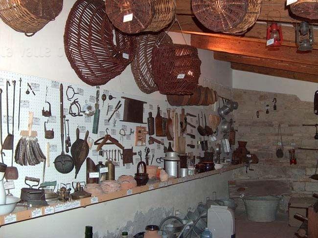 Raccolta La casa nel passato a Casa Archilei a Fano